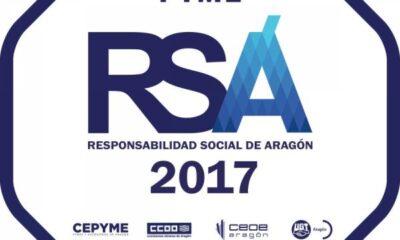 RSA – INCLIZA obtiene el Sello Responsable Socialmente de Aragón