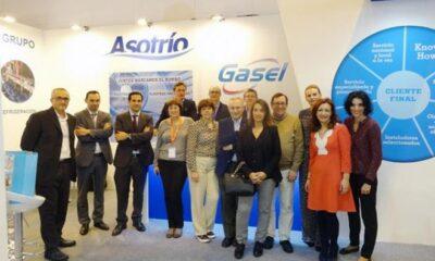 Asofrio – firma un acuerdo de colaboración con su homólogo francés Gasel