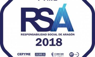 INCLIZA, ha participado en el Plan de Responsabilidad Social de Aragón, obteniendo el Sello de Responsabilidad Social de Aragón (RSA)