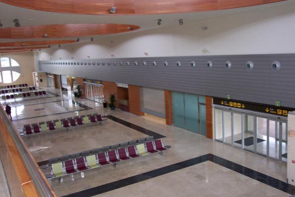 Aeropuerto de Logroño