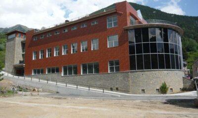 Balneario Aguas Limpias Sallent de Gallego