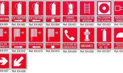 Nueva Norma UNE sobre la señalización contra incendios